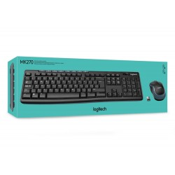 Logitech wireless combo MK270