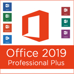 MICROSOFT  OFFICE PRO PLUS 2019